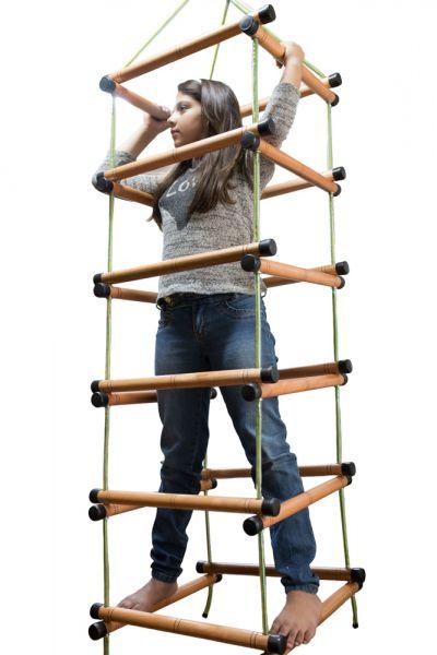 Escada Suspensa Quadrada