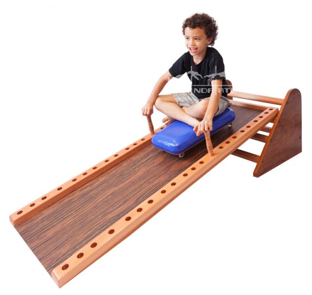 Rampa de Equilíbrio Ajustável