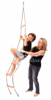 Escada suspensa integração sensorial 2